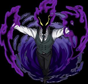 Kurogiri Artwork Monster Strike