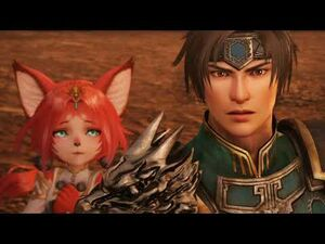 Warriors All Stars - All Story Movies w- Endings - 60fps