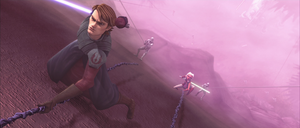 Anakin cliff