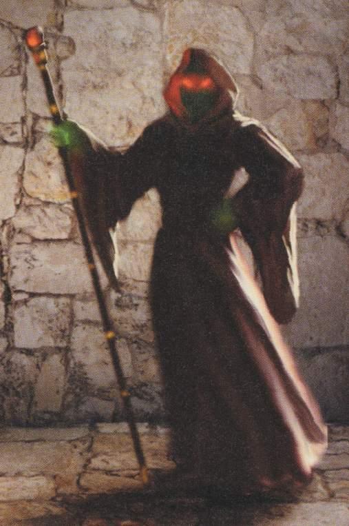 Brona the Warlock Lord