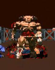 Cyberdemon Doom RPG