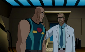 Lex Luthor's Chest Plate