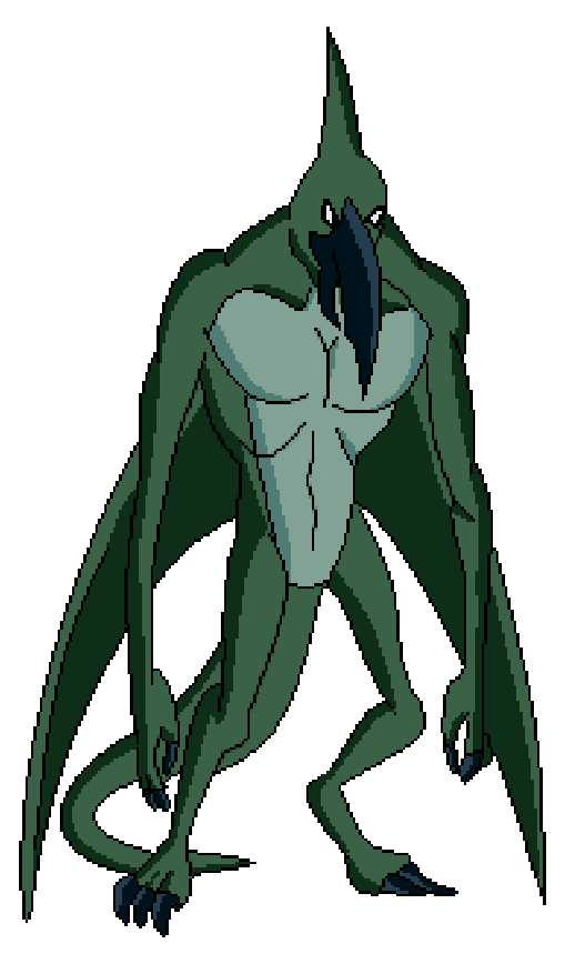 Mutant Reptile Leader