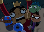 Puppet King pulls the puppet titans