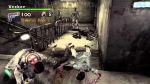 Resident Evil The Umbrella Chronicles HD Collection - Lisa Trevor - Part 12