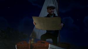 Sailor John pondering
