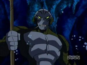 Teen Titans Trident
