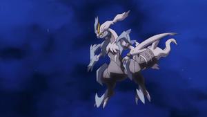 White Kyurem anime