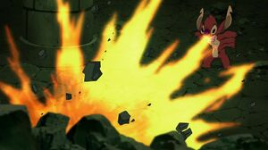 627 fire blast