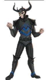 Exile (Marvel Rising)