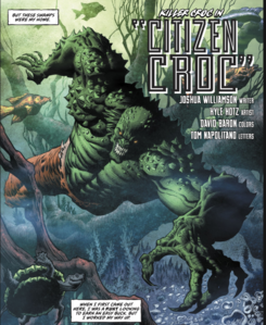 Killer Croc Prime Earth 0018