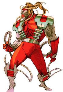 Omega Red (MvC2)