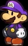 PMTTYD Mario W and L Emblem