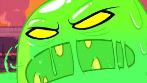Slime Monster Roaring