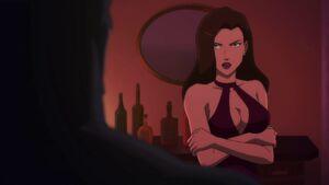 Son of Batman - Talia al Ghul 01