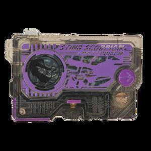 Sting Scorpion Progrise Key 1