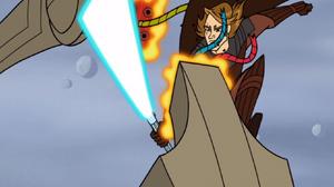 Anakin mechanical slice