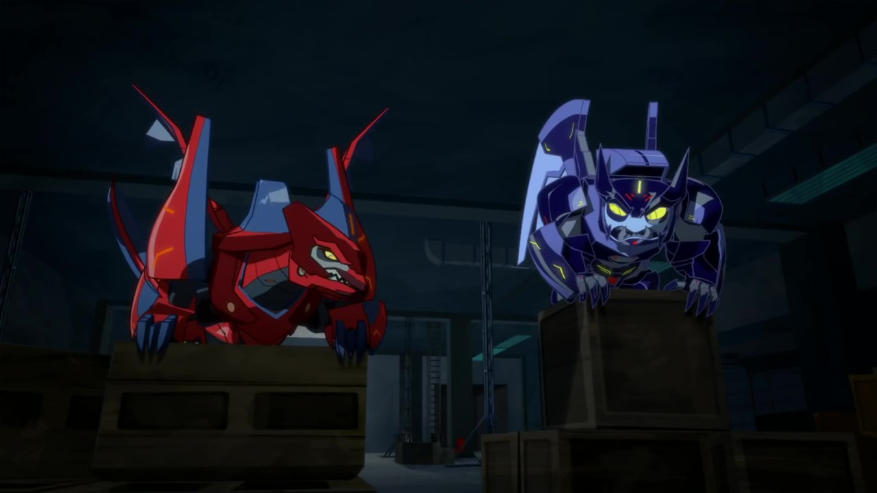 Hammer (Transformers: Robots in Disguise)