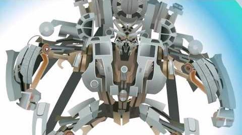BLACKOUT Transform - Short Flash Transformers Series