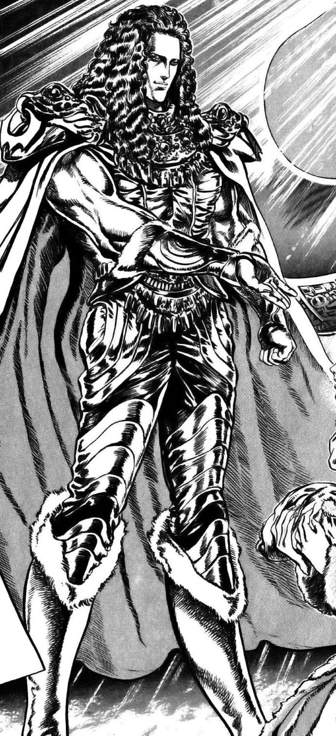 Baran (Fist of the North Star)