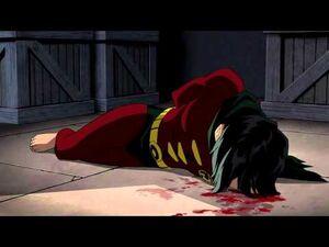 Batman- Under the Red Hood- Death of Jason Todd