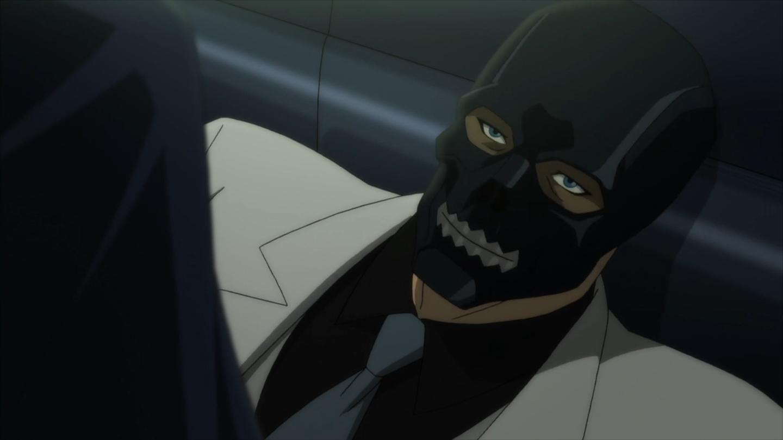 Black Mask (DC Animated Film Universe)