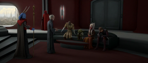 Chancellor Palpatine meetings