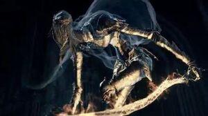 Dark Souls 3 Dancer of the Boreal Valley Boss Fight (4K 60fps)