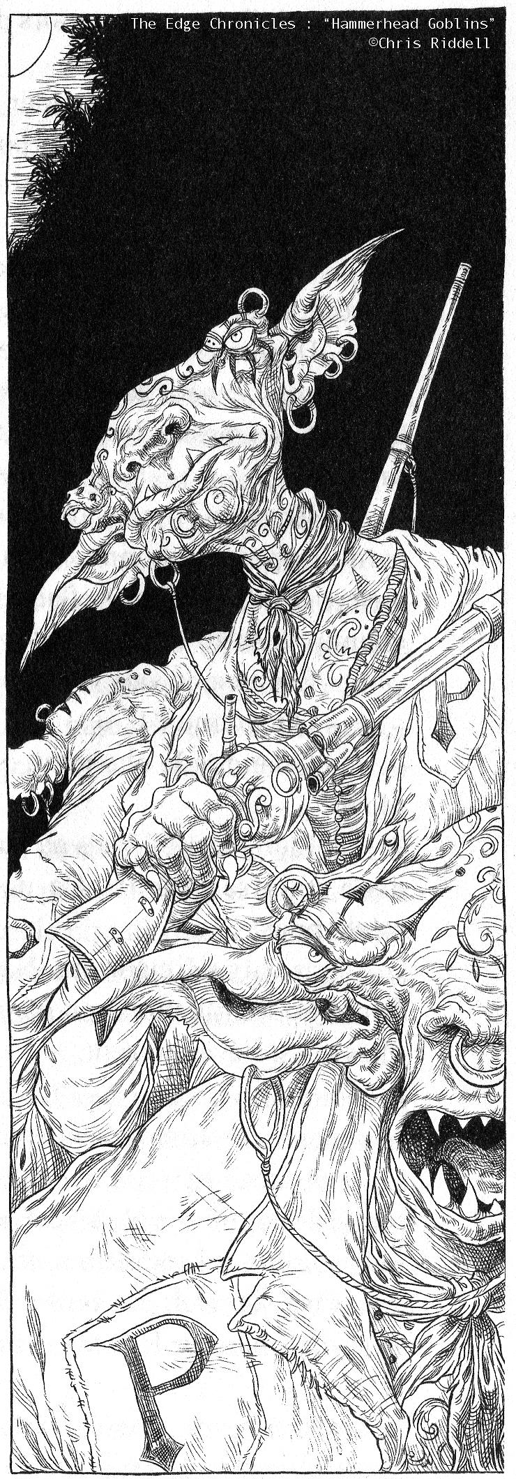 Goblins (The Edge Chronicles)