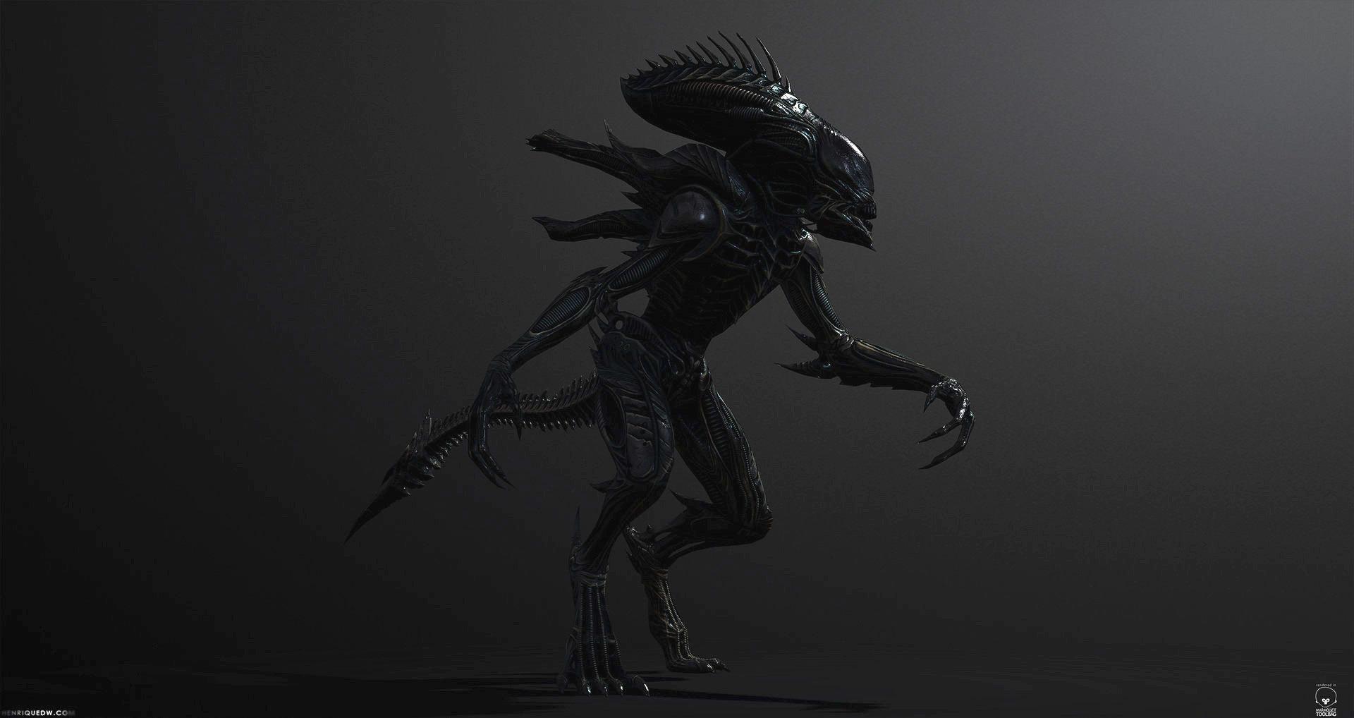 Praetorian Xenomorphs