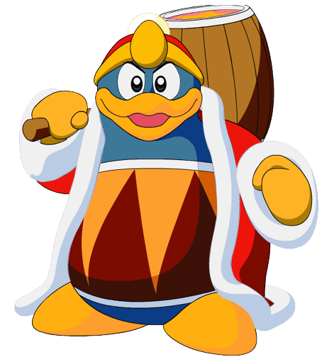 King Dedede (Kirby: Right Back at Ya!)