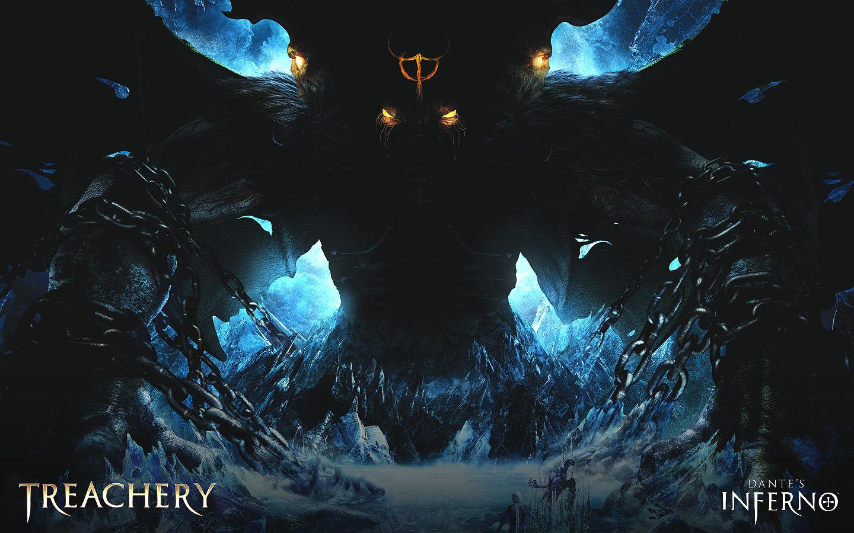 Lucifer (Dante's Inferno)