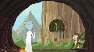 Rick and Morty - The Tree People