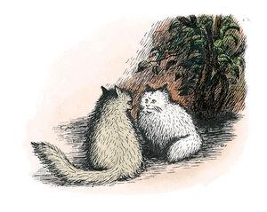 Stuart Little Novel Cats