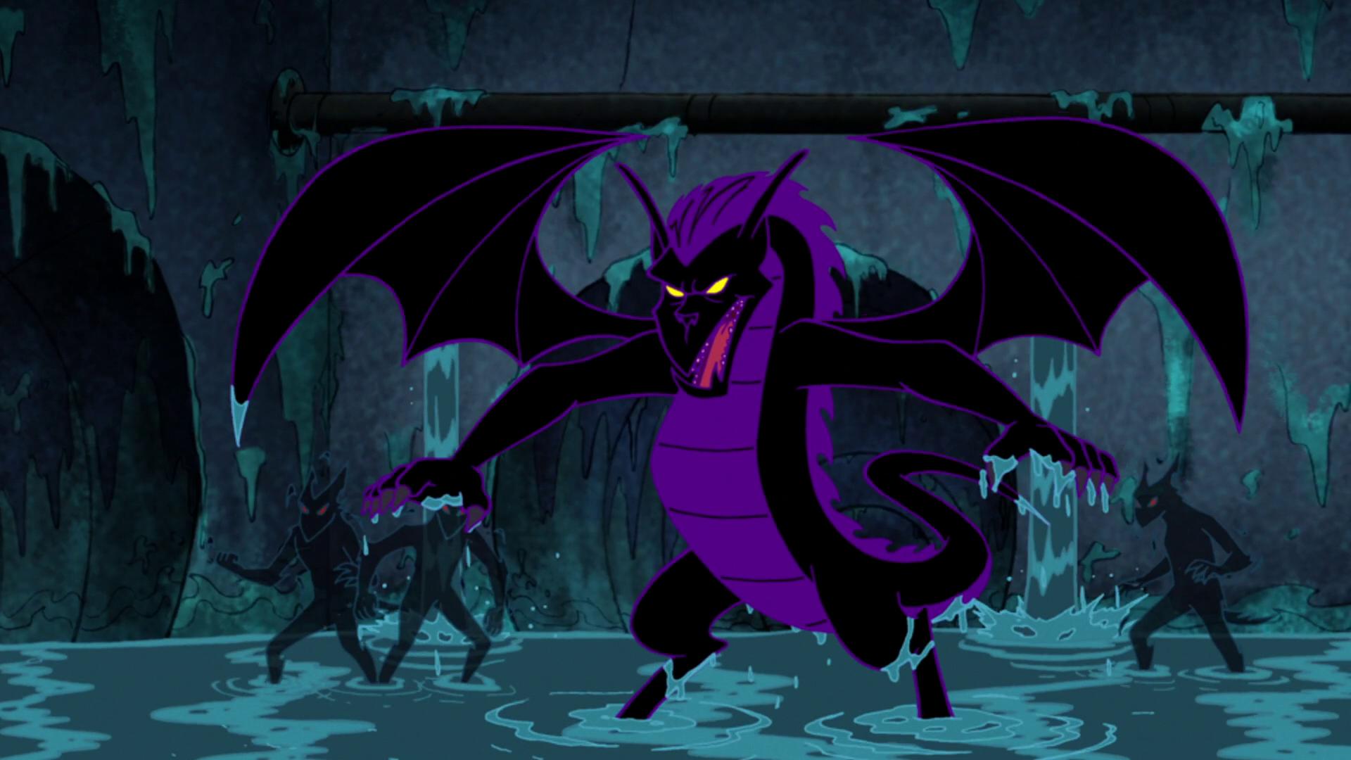 Dark Dragon (ADJL)