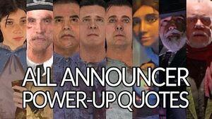 All Announcer Power-Up Quotes (Samantha, Richtofen, Sal, Finn, Billy, Shadowman, Monty)