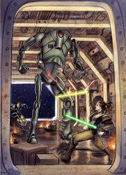 B3 ultra battle droid TotG