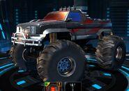 Breakneck monster truck