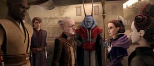 Chancellor Palpatine homecoming