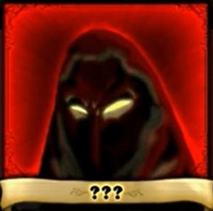 Codex Red Cloak Portrait