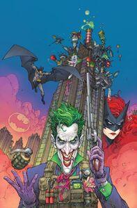 Detective Comics Vol 1 1025 Textless