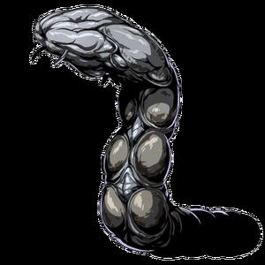 Gulp Worm (Clan Master)