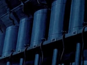 Isolation cylinders