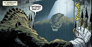Killer Croc Prime Earth 0027