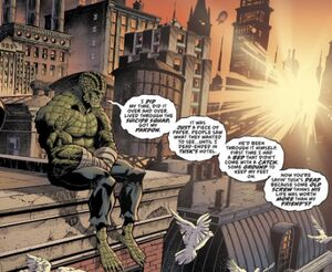 Killer Croc Prime Earth 0031