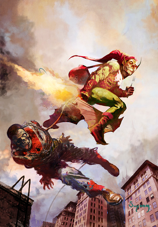 Green Goblin (Marvel Zombies)