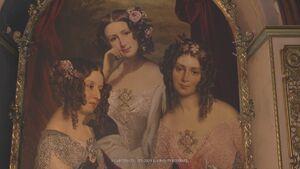Resident Evil Village - Daughters portrait