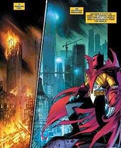 Saint Batman 01