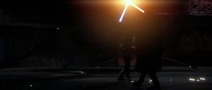 Skywalker Dooku darkened