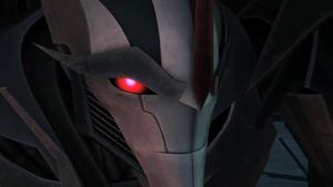 Starscream in Prime Series